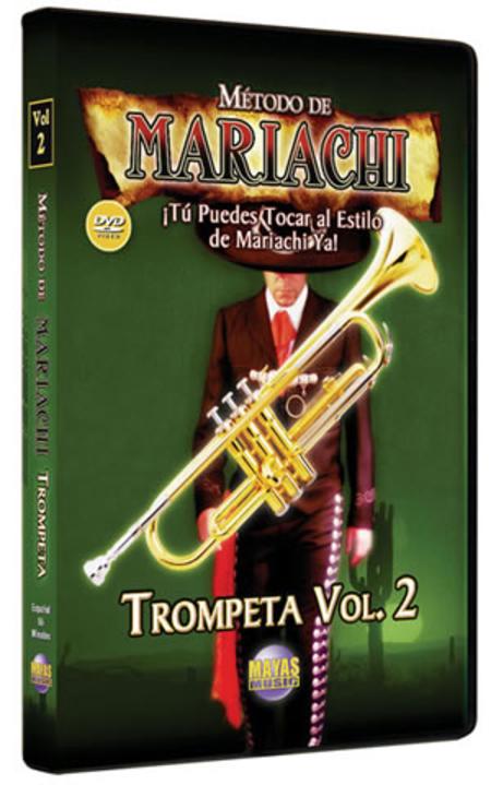 Metodo De Mariachi Trompeta, Vol. 2