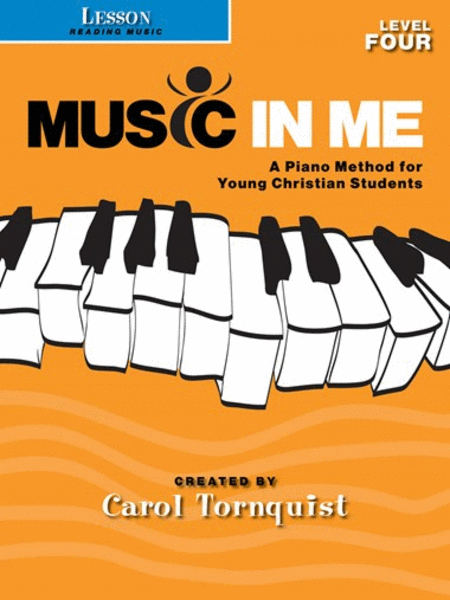 Music in Me - Hymns & Holidays Level 4: Solos to Play