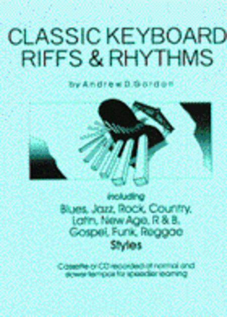 Classic Keyboard Riffs & Rhythms