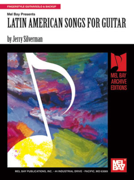 Latin American Songs for Guitar