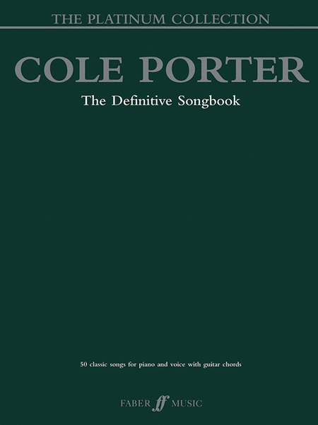 Cole Porter: The Definitive Songbook