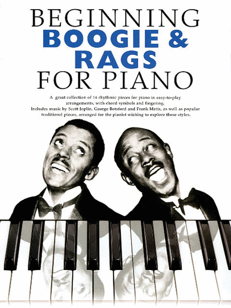 Beginning Boogie & Ragtime for Piano