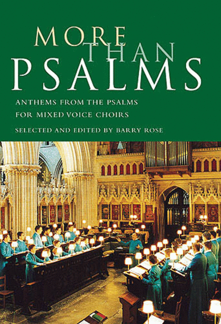 More Than Psalms