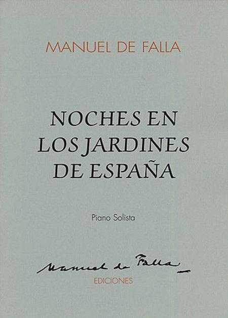 Nights in the Garden of Spain