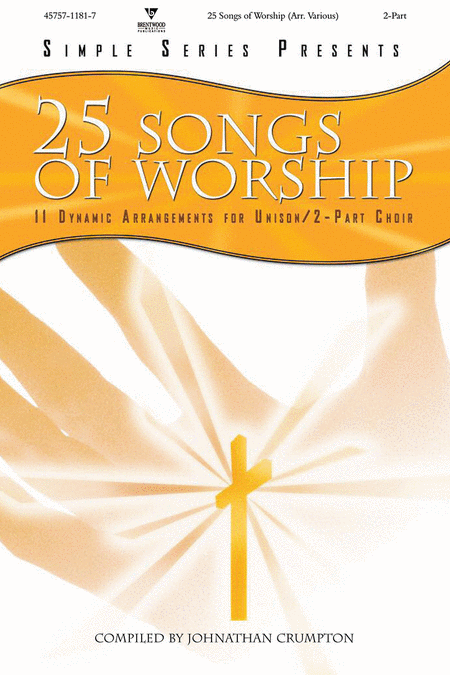 25 Songs Of Worship (CD Preview Pack)