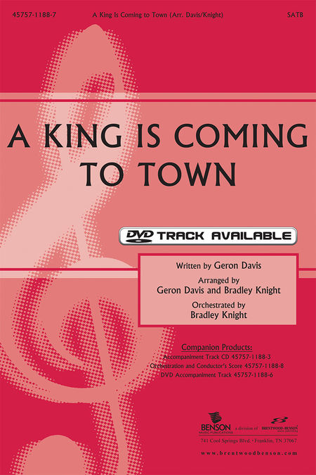 A King Is Coming To Town Anthem (Pull Out)