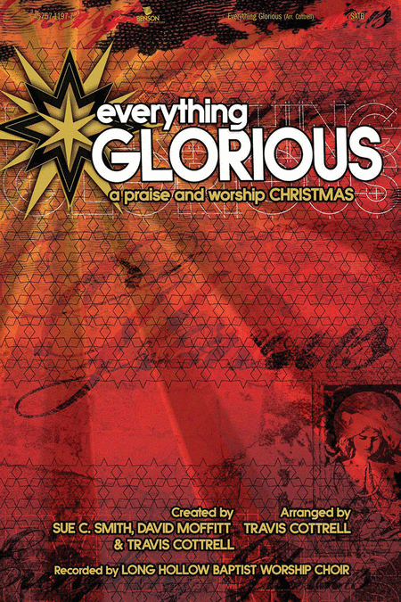 Everything Glorious (Guitar Sheets, CD-ROM)