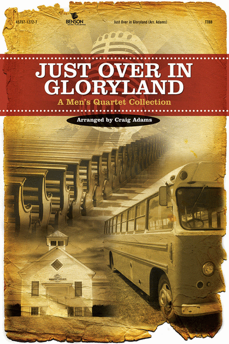Just Over In Gloryland (Choral Book)