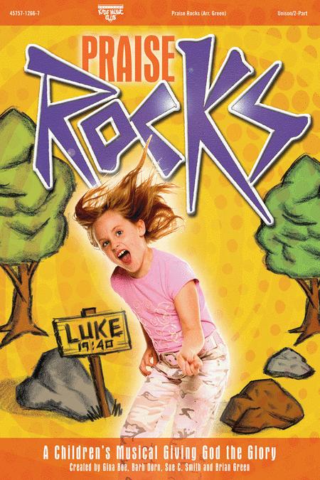 Praise Rocks! (Bulletins-100 Pack)