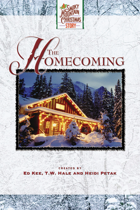 A Smoky Mountain Christmas The Homecoming Rhythm Charts (PDF Files On A CD)