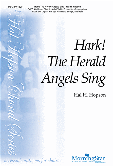 Hark! The Herald Angels Sing (Choral Score)