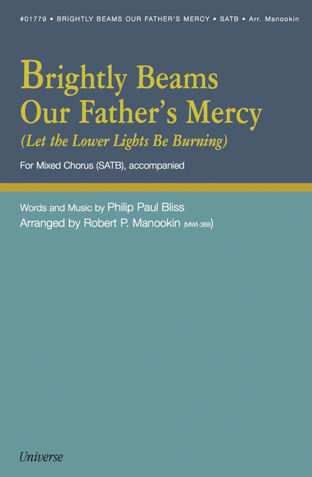 Brightly Beams Our Father's Mercy (Let the Lower Lights Be Burning)