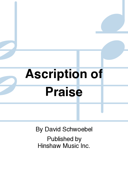Ascription of Praise