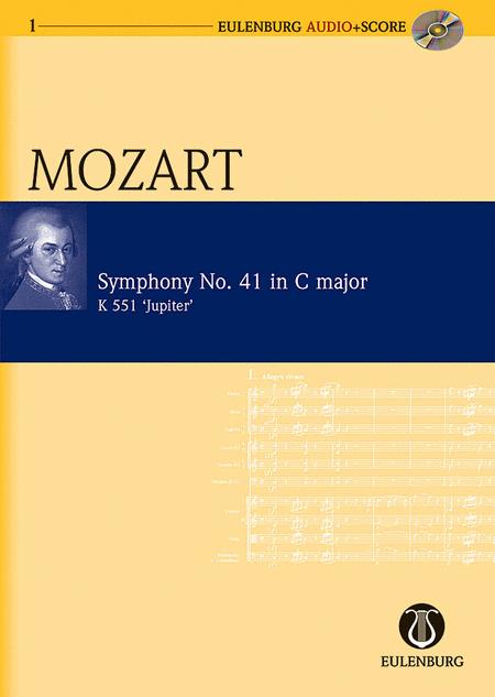 Symphony No. 41 C Major Kv 551 Jupiter