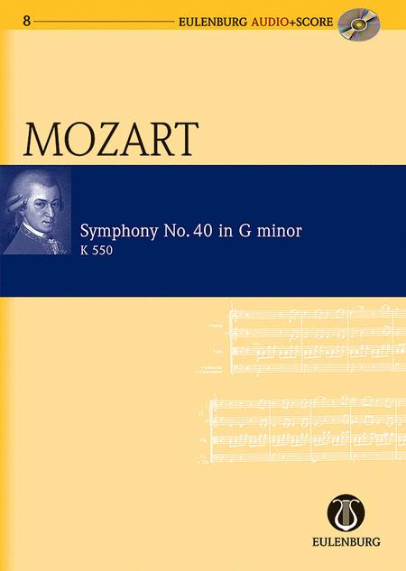 Symphony No. 40 in G Minor KV 550