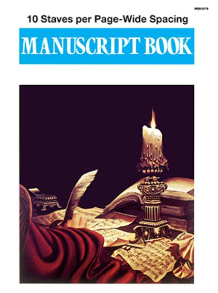 Manuscript Book 10-Stave