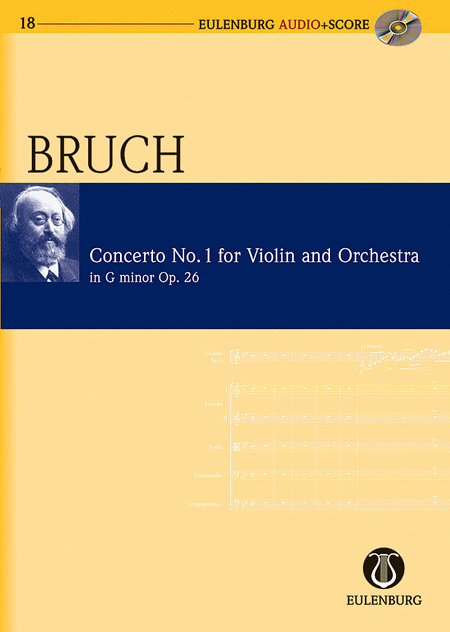 Violin Concerto No. 1 in G Minor, Op. 26