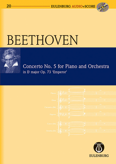 Piano Concerto No. 5 in Eb Major Op. 73 Emperor Concerto