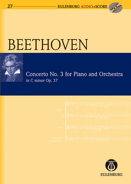 Piano Concerto No. 3 in C Minor Op. 37