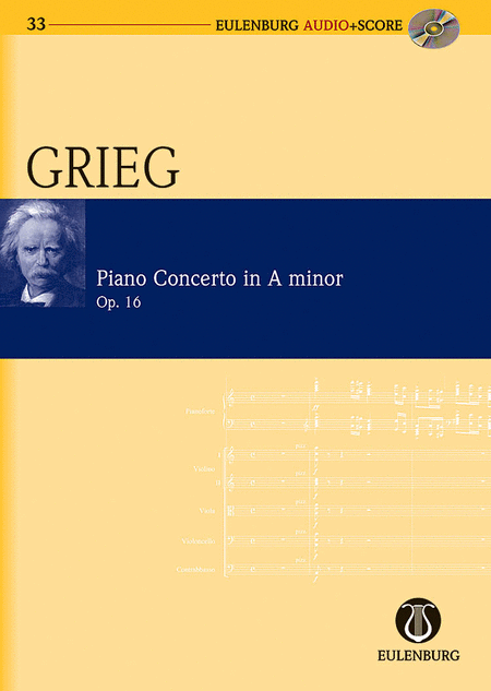 Piano Concerto in A Minor Op. 16