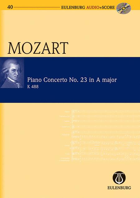 Piano Concerto No. 23 in A Major KV 488
