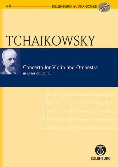 Violin Concerto in D Major Op. 35 CW 54