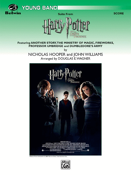 Harry Potter and the Order of the Phoenix, Suite from