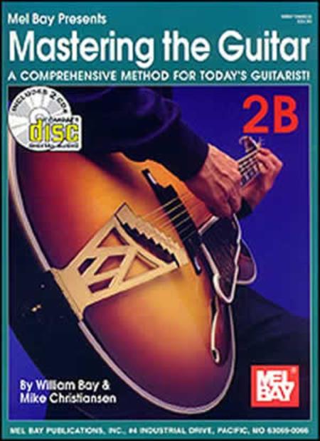 Mastering the Guitar 2B Book/2-CD Set