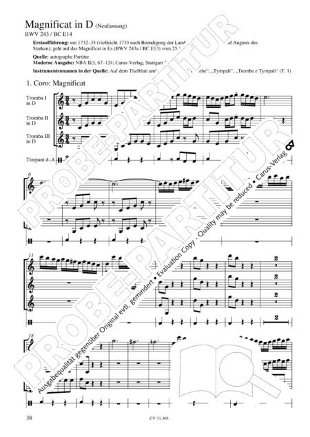 Bach for Brass 3: Lateinische Kirchenmusik und Oratorien