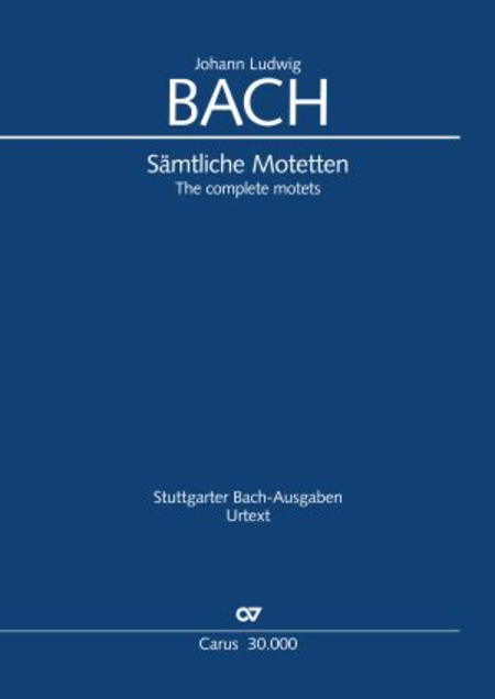 The complete motet