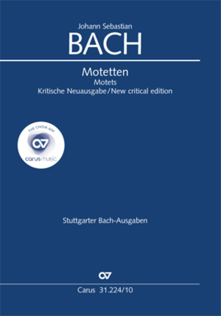 The complete motets (without Bc)