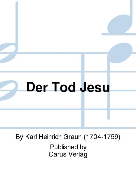 Der Tod Jesu
