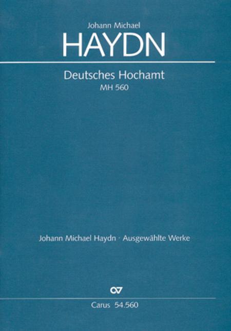 Deutsches Hochamt