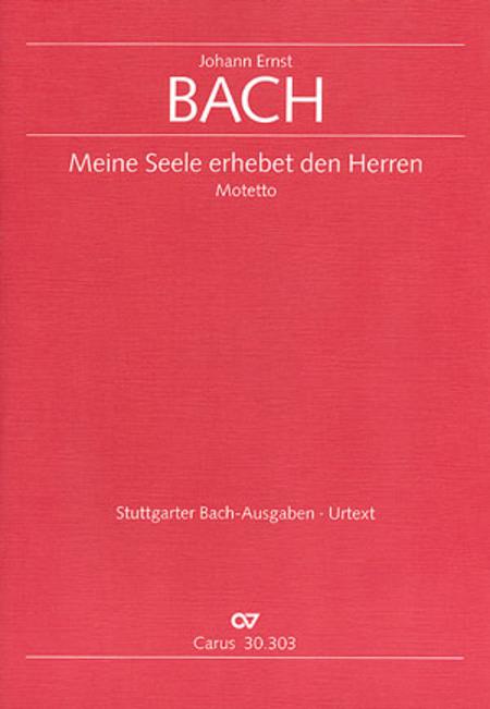 All my spirit exalts the Lord (Deutsches Magnificat)