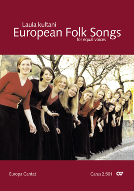 European Folksongs for equal voices