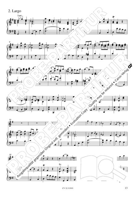 Flute concerto in D major