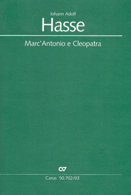 Marc-Antonio e Cleopatra (Serenata)