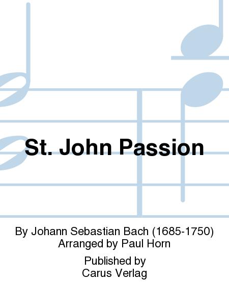St. John Passion