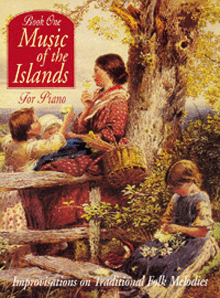 Music of the Islands for Piano - Book 1
