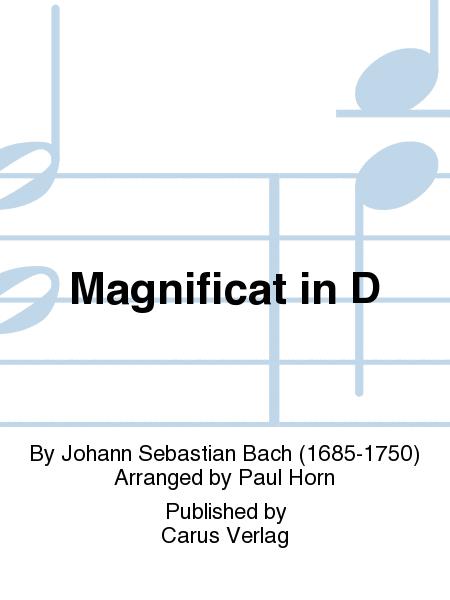 Magnificat in D