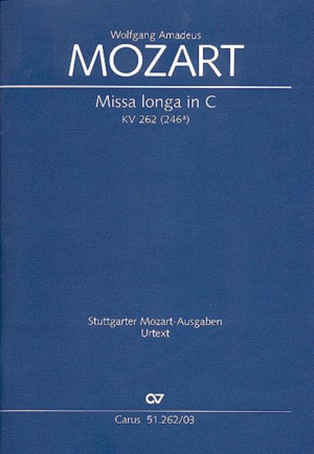 Missa longa in C major