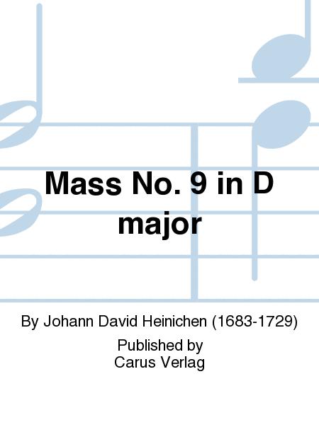 Mass No. 9 in D major