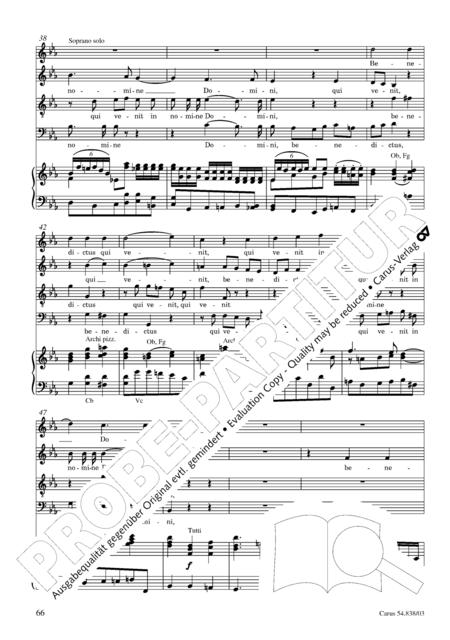 Requiem in B