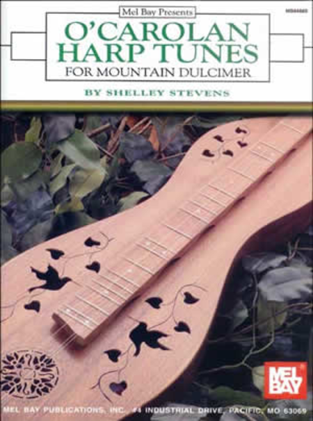 O'Carolan Harp Tunes for Mountain Dulcimer