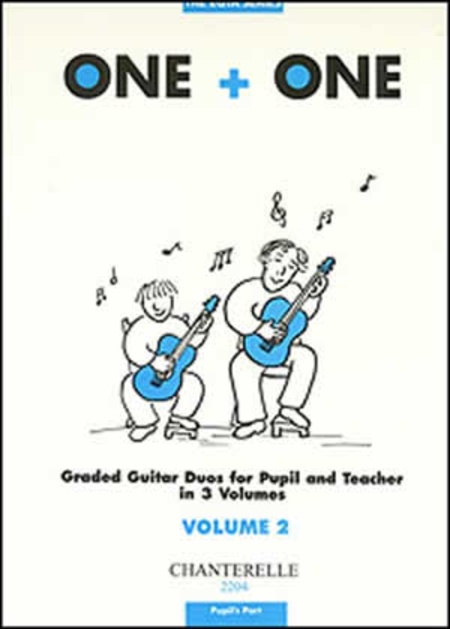 One + One Vol. 2 Pupil's Part Duos for Pupil & Teacher