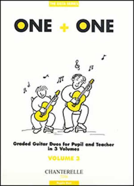 One + One Vol. 3 Pupil's Part Duos for Pupil & Teacher