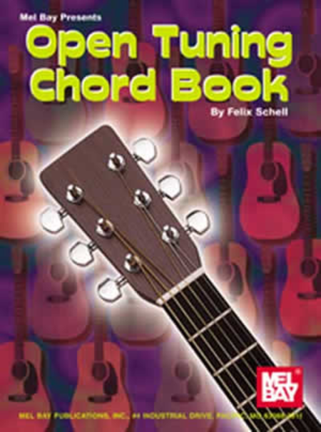 The Open Tuning Chord Book