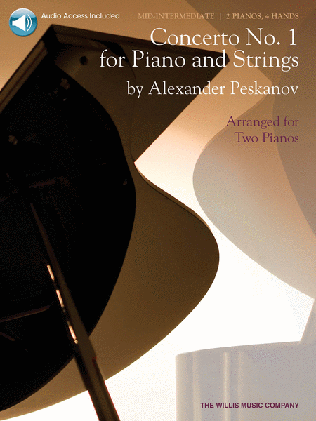 Concerto No. 1 for Piano and Strings