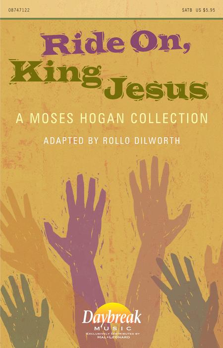 Ride On, King Jesus - ChoirTrax CD
