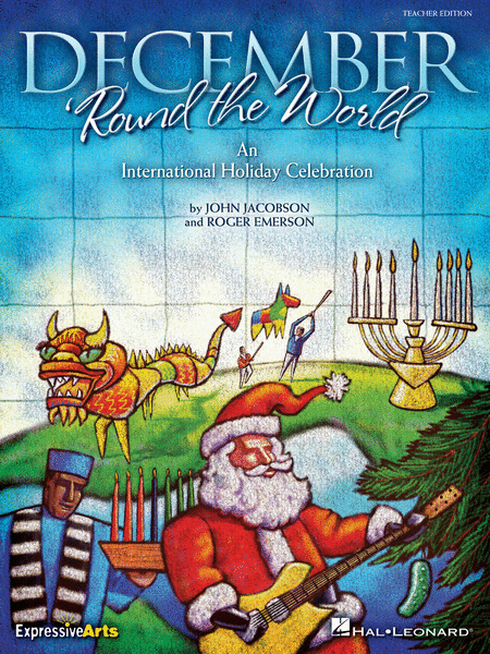 December 'Round the World - ShowTrax CD